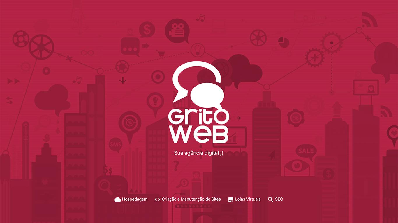 GritoWeb Site Antigo